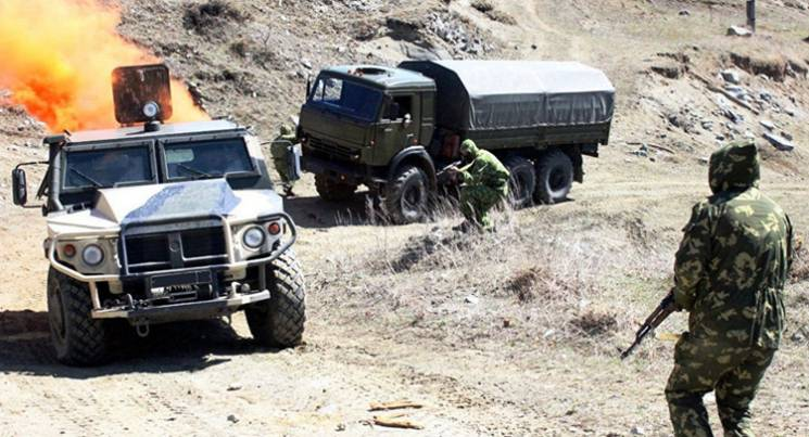 Стрілянина у Вірменії: Коли російська армія проведе бойові навчання в Єревані