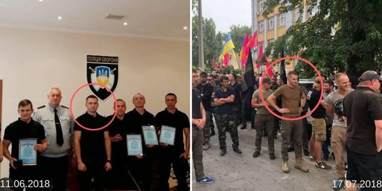 """У ЦПК """"впізнали"""" нападників на Шабуніна та пов'язали їх із Аваковим"""