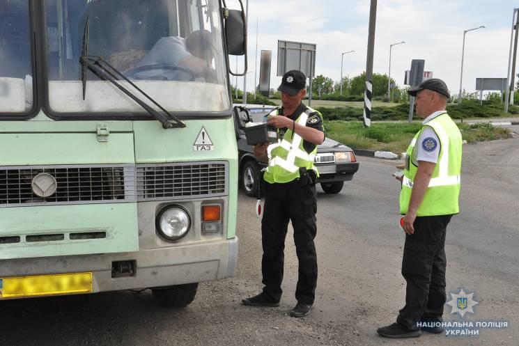 В Україні зафіксували майже 3 тис. несправних автобусів