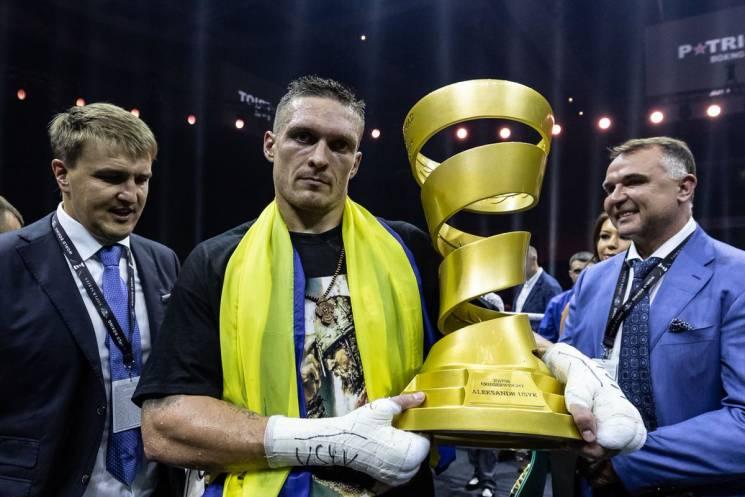 Усик – наш! Як український боксер дав майстер-клас боротьби з росіянами
