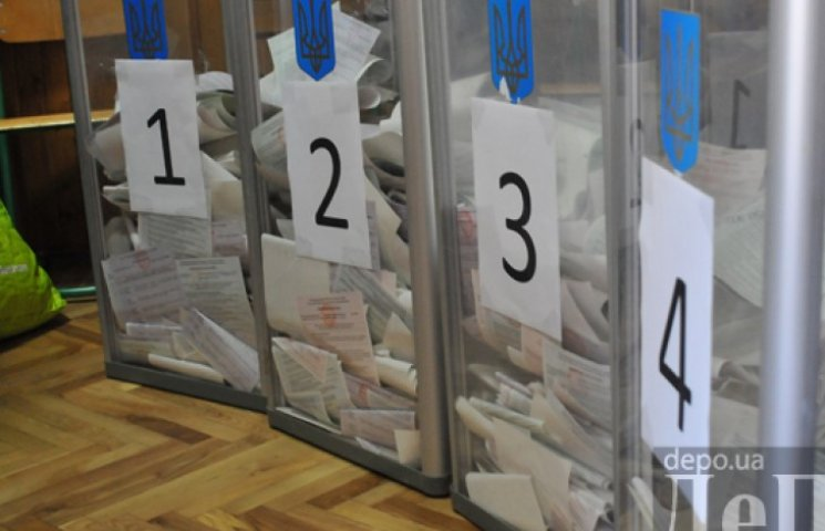 В двух районах Киева пересчитают голоса в Киевраду
