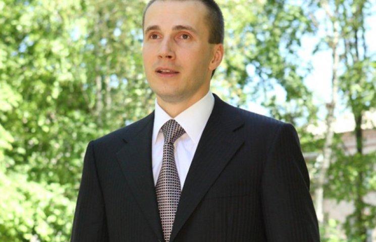 Против сына Януковича отрыто уголовное дело
