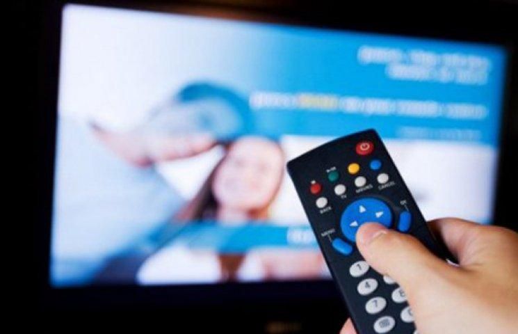 Рада ограничила рекламу на телевидении и радио