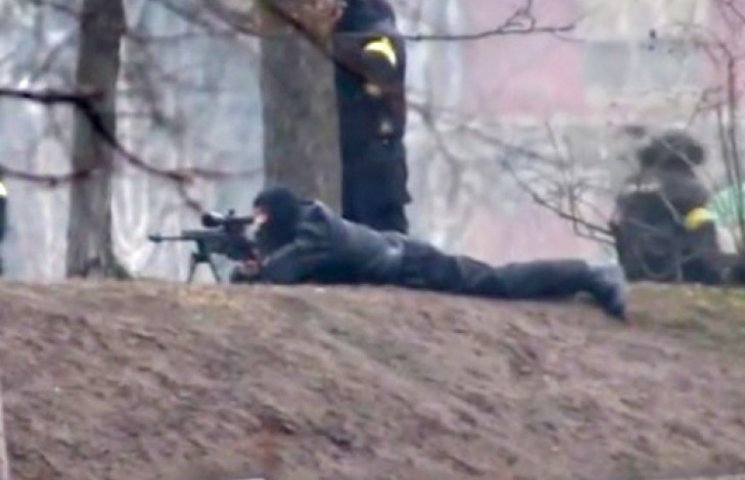Москаль назвал имена снайперов на Майдане