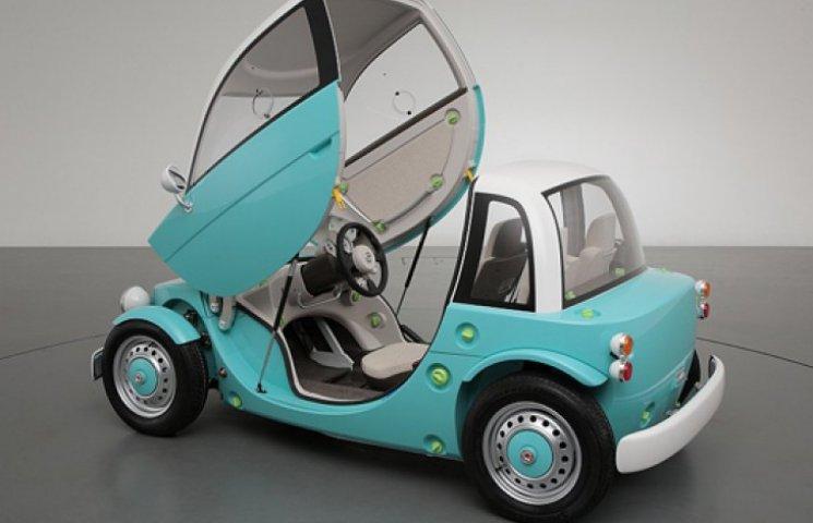 Toyota изобрела детский автомобиль…