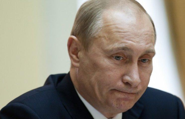 Российский Яндекс называет Путина «ху лом»