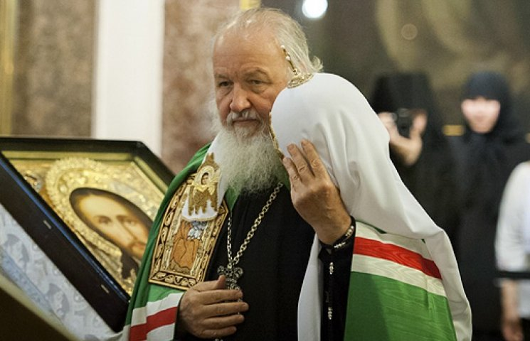 Патриарх Кирилл едет в Украину менять Владимира на своего человека?