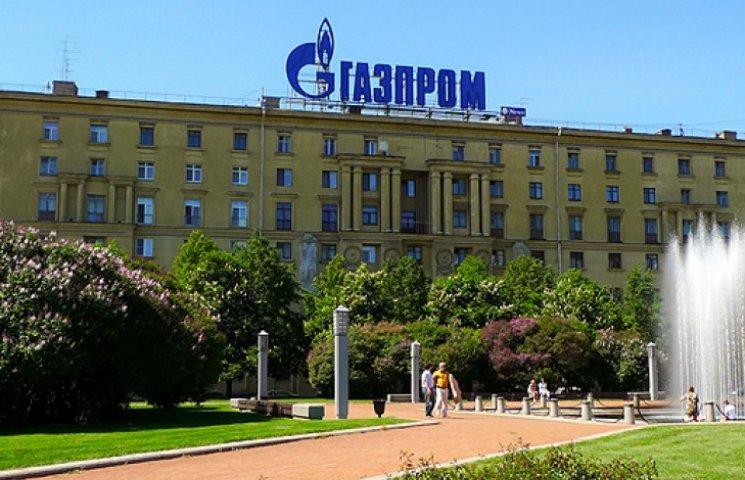 «Газпром» ищет хранилища для своего газа в Европе