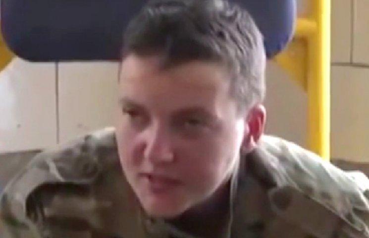 Женщину-офицера на видео допросили в «ЛНР»: она отказалась информировать врага
