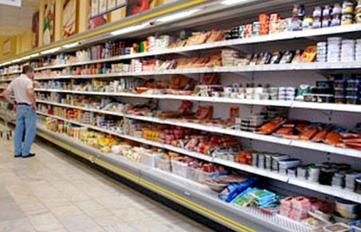 В Луганских супермаркетах спрос на товары упал до 60%