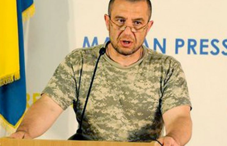 Батальон «Айдар» покинет зону АТО и будет расформирован – комбат