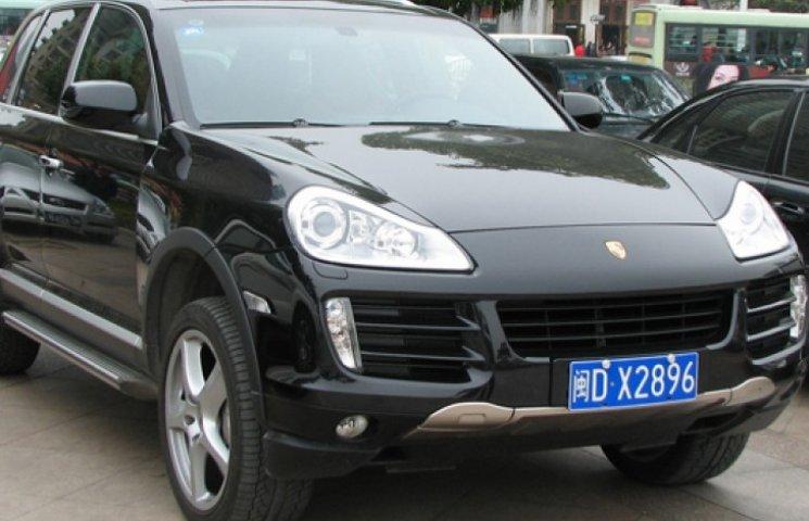 Китайцы будут писать SMS на номер авто