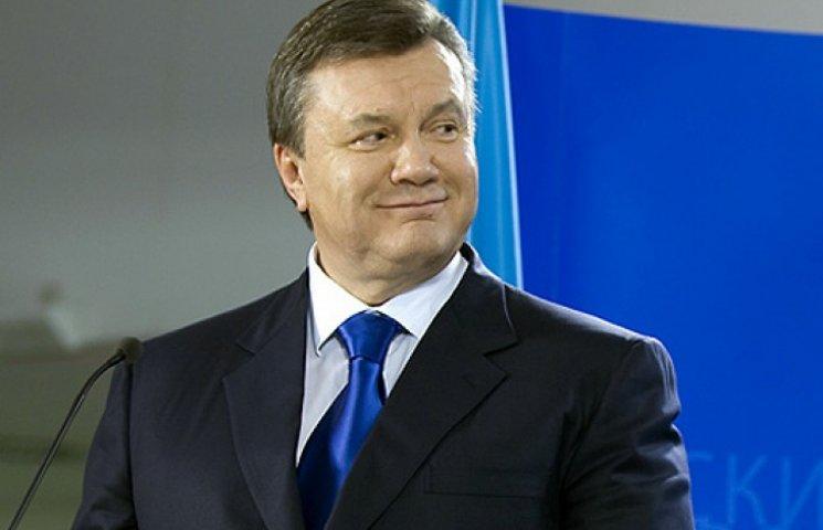 Янукович во время Евромайдана тратил на «места для наслаждений» 92 млн грн в месяц