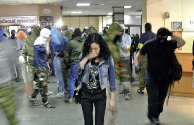 Зам Ляшко рассказал, как милиция избила протестующих в отеле «Турист»