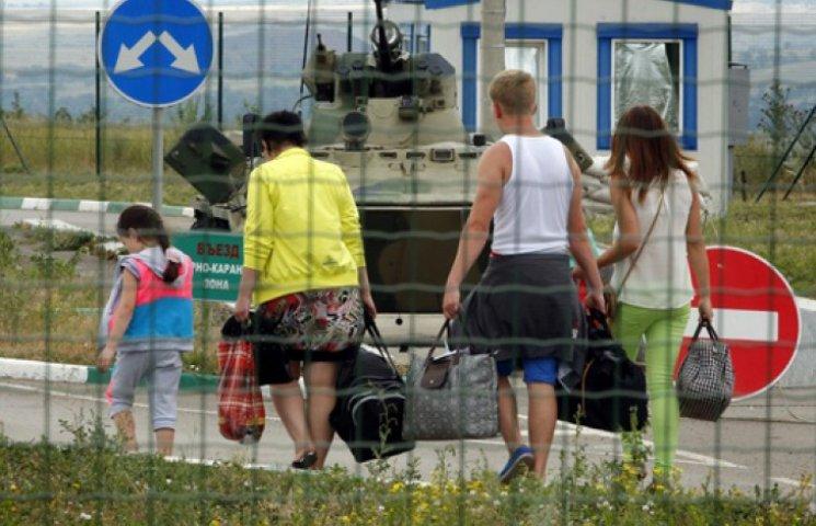 Россиянам привиделись более 300 тыс. беженцев из Украины