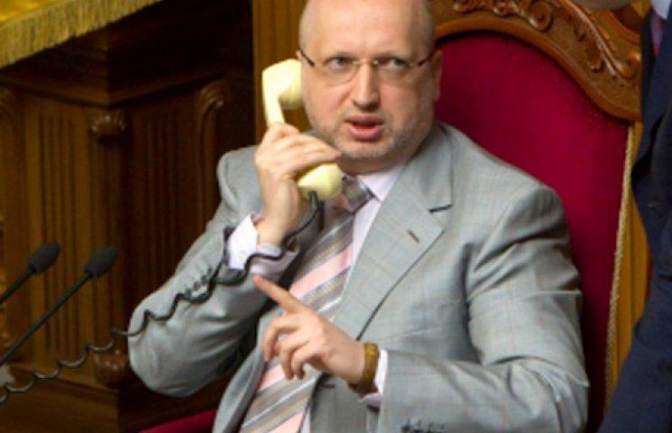 Турчинов рассказал, как звонил в Кремль в ночь после начала оккупации