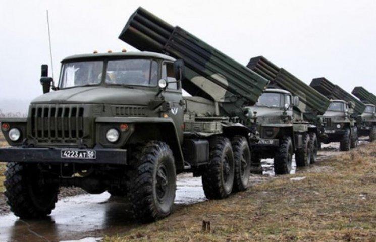 ОБСЄ: І Україна, і сепаратисти почали рух важких озброєнь