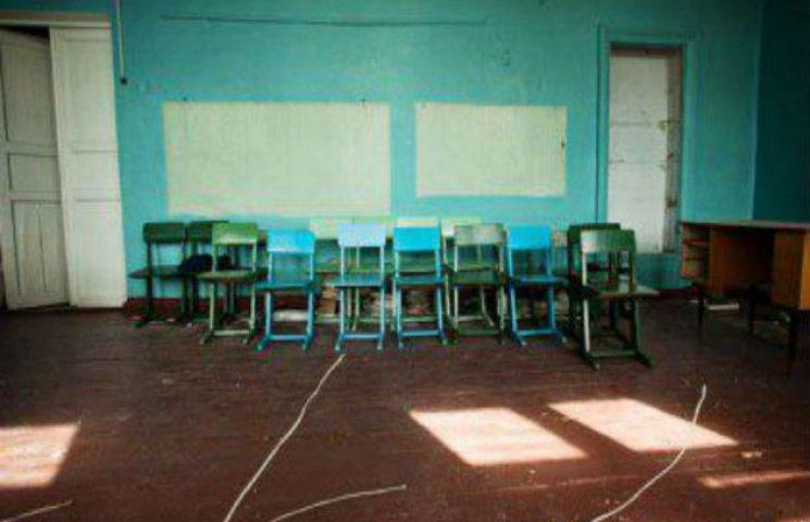На Сумщині ліквідували школу через вимирання села
