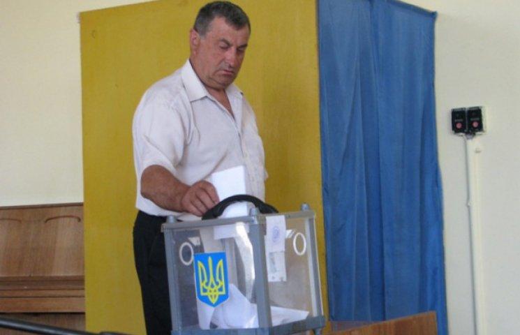 Вчитель гімназії переміг Музиканта на виборах у Краснопільському районі