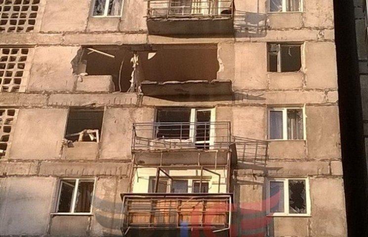 Окупована Горлівка після обстрілів перетворилася на місто-привид (ФОТОРЕПОРТАЖ)