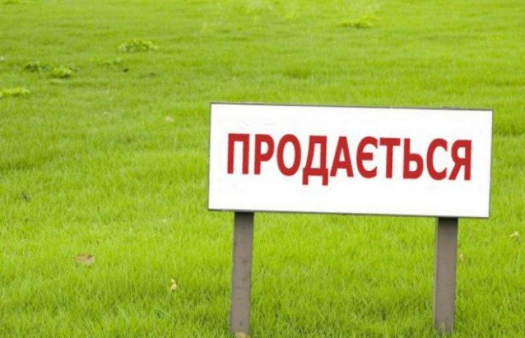 Столична влада хоче продати землі на 250 млн грн