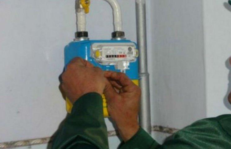 Газові лічильники киянам встановлюють за завищеними цінами