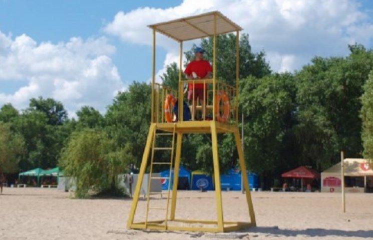 У міськраді запевняють, що на дніпропетровських пляжах можна купатися і пити воду (ФОТО)