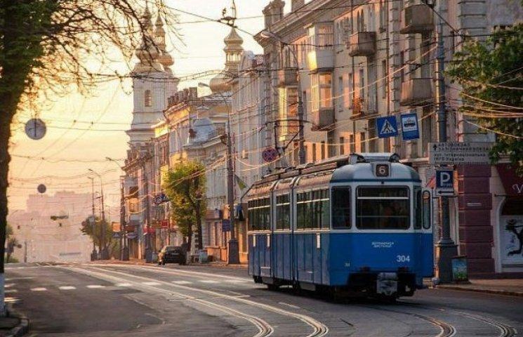 Проїзд центральною вулицею Вінниці може коштувати 300 грн
