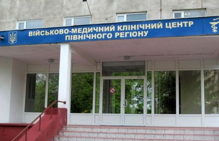 До харківського госпіталю звозять поранених бійців - волонтери