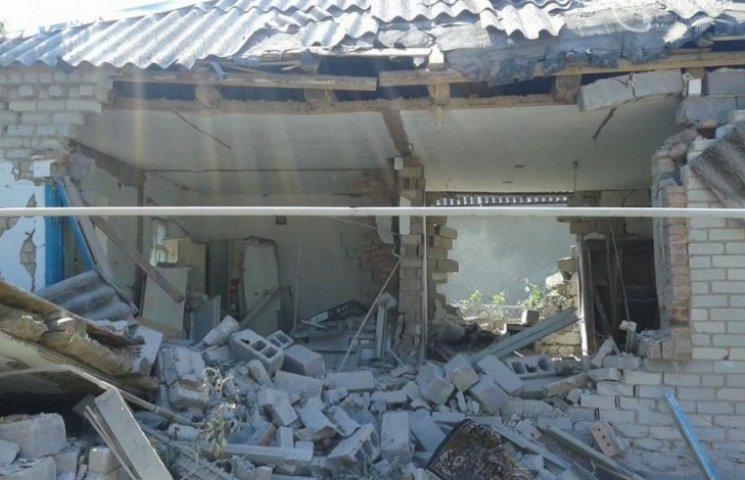Два села під Маріуполем повністю зруйновані обстрілами (ФОТО)