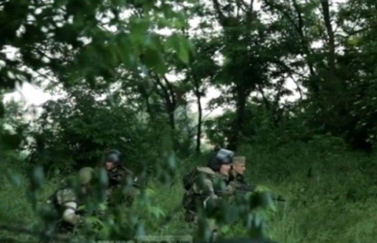 Бойовики показали нові кадри запеклих боїв під Мар`їнкою (ФОТО, ВІДЕО 18+)