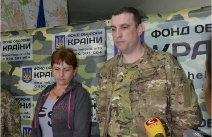 """Звільнений боєць """"Донбасу"""" отримав у полоні 12 переламів (ВІДЕО)"""
