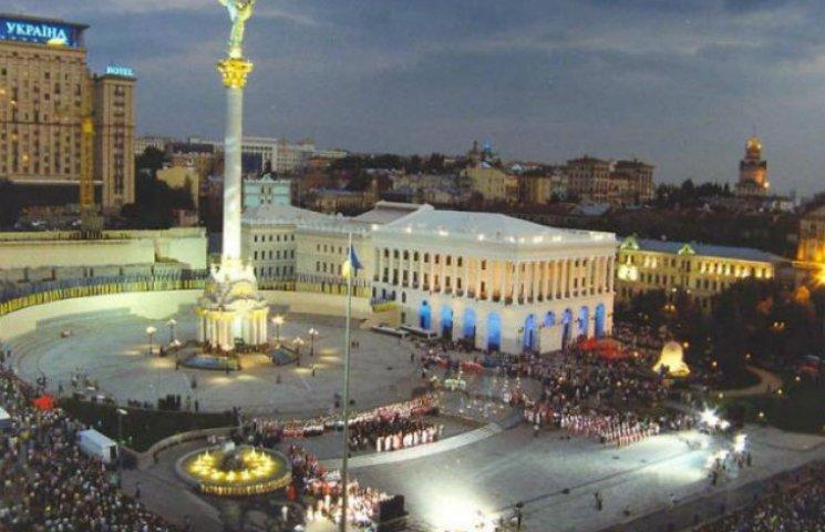 Яким буде оновлений Майдан Незалежності (ФОТО)