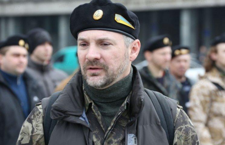 """Директор запорізького заповідника """"Хортиця"""" вступає до лав ЗСУ"""