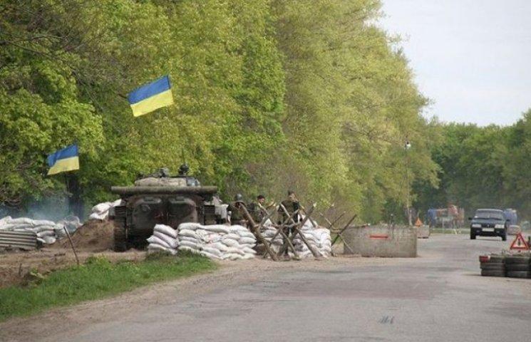 """На Сумщині почалися """"польові"""" навчання загонів територіальної оборони"""