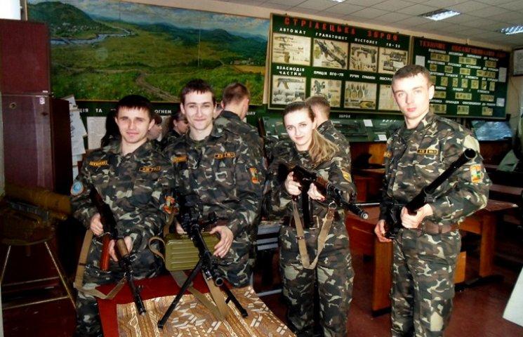 Вінницький національний аграрний університет готуватиме офіцерів запасу