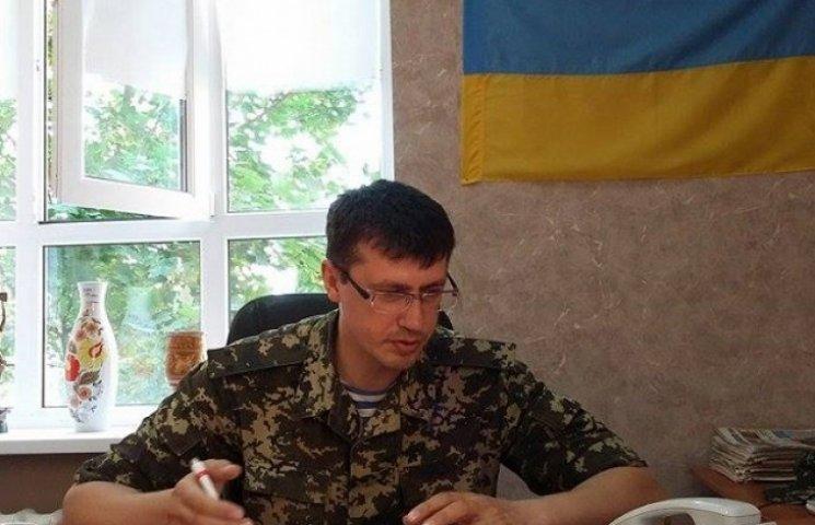 На блокпостах Дніпропетровщини поставлять по воєнкому