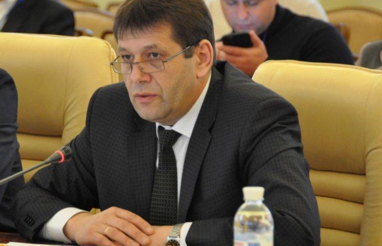 Вінничанина Володимира Кістіона звільнено з посади першого заступника міністра