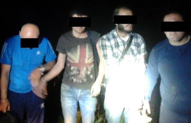 На Закарпатті з пострілами затримали грузина, який мав інформацію про українську армію