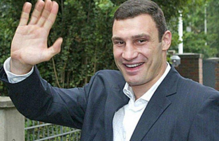 Мер Кличко сам собі виписав грошей на поїздку до США