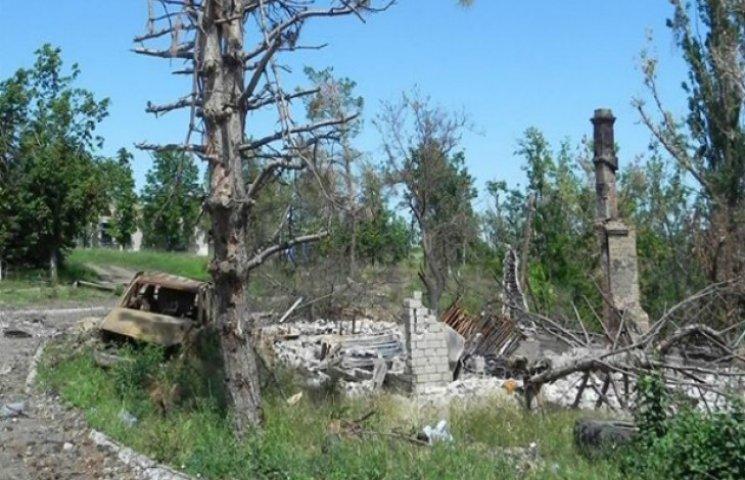 У Широкіному бойовики знищили дитячу баз…