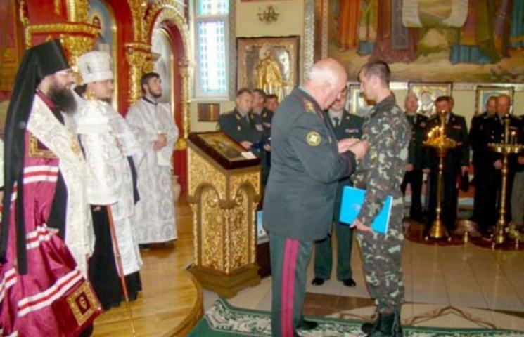 Двоє конотопських учасників АТО нагороджені орденом Георгія Переможця