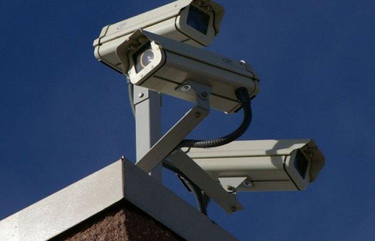 Відеоспостереження в Ужгороді не ведеться вже більше року