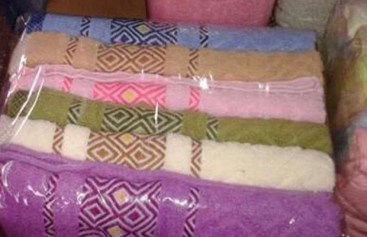Сумська митниця вилучила у фірми з Київщини текстилю на сім мільйонів гривень