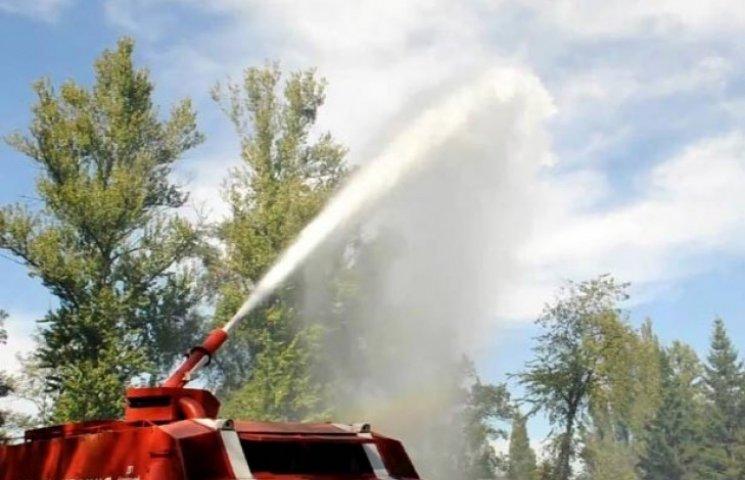 Як виглядають пожежні танки (ФОТОФАКТ)…