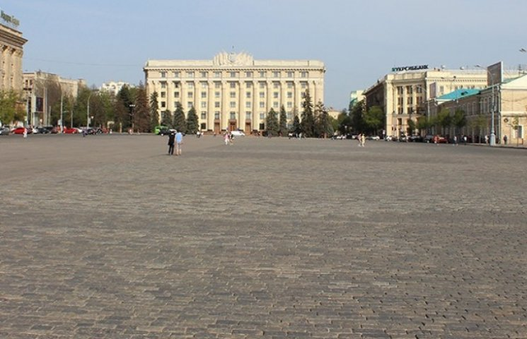 Замінування площі Свободи міліція назвала загрозою теракту