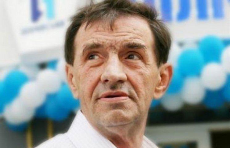 Сьогодні у Маріуполі помер почесний президент ММК ім. Ілліча Володимир Бойко