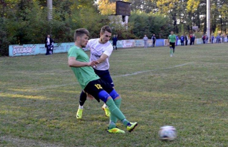 В фінал Кубка Вінниччини з футболу команда обласного центру не вийшла