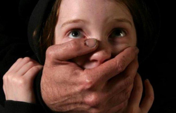 Міліція затримала батька-педофіла