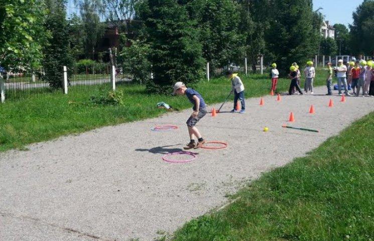 """У пришкільних таборах Вінниці триває """"Олімпійське літо"""""""